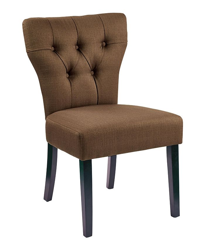 Office Star - Andrew Dining Chair, Quick Ship