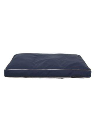 Orthopedic Classic Canvas Rectangle Jamison Bed