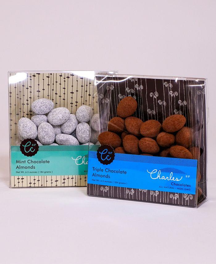 Charles Chocolates - Chocolate Covered Almond Set