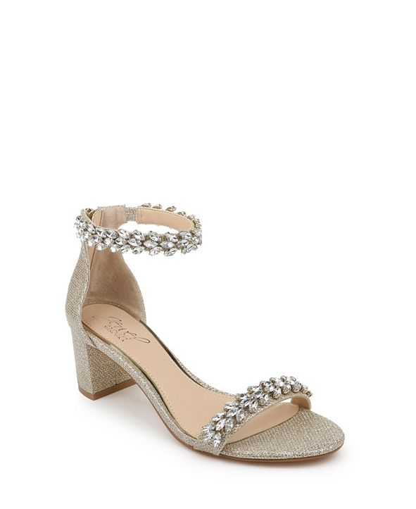Jewel Badgley Mischka Bronwen Sandals
