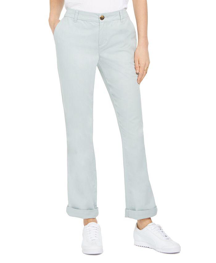 Style & Co - Bootcut Chino Pants