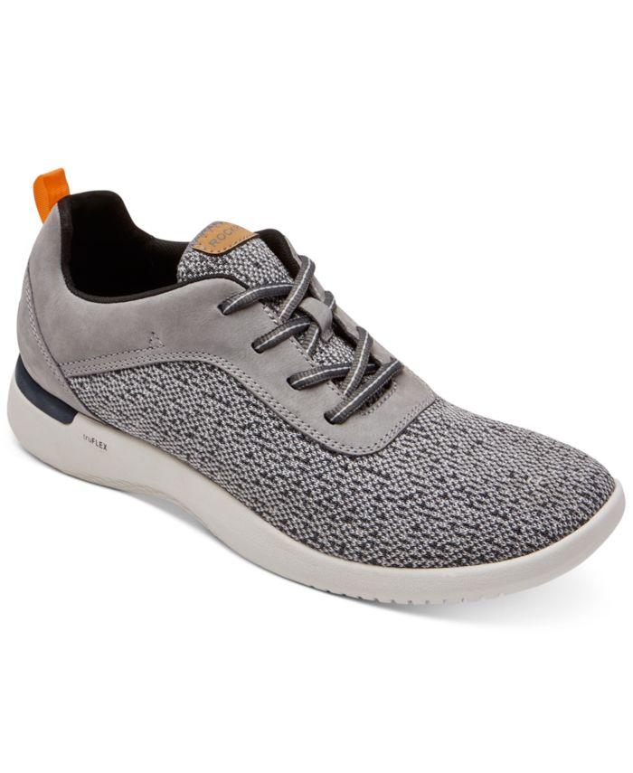 Rockport Men's truFlex Fly Plain-Toe Sneakers & Reviews - All Men's Shoes - Men - Macy's