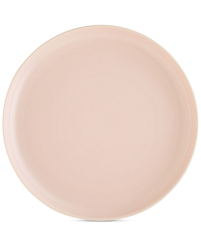 Hotel Collection - Modern Bisque Dinnerware Collection Porcelain Dinner Plate