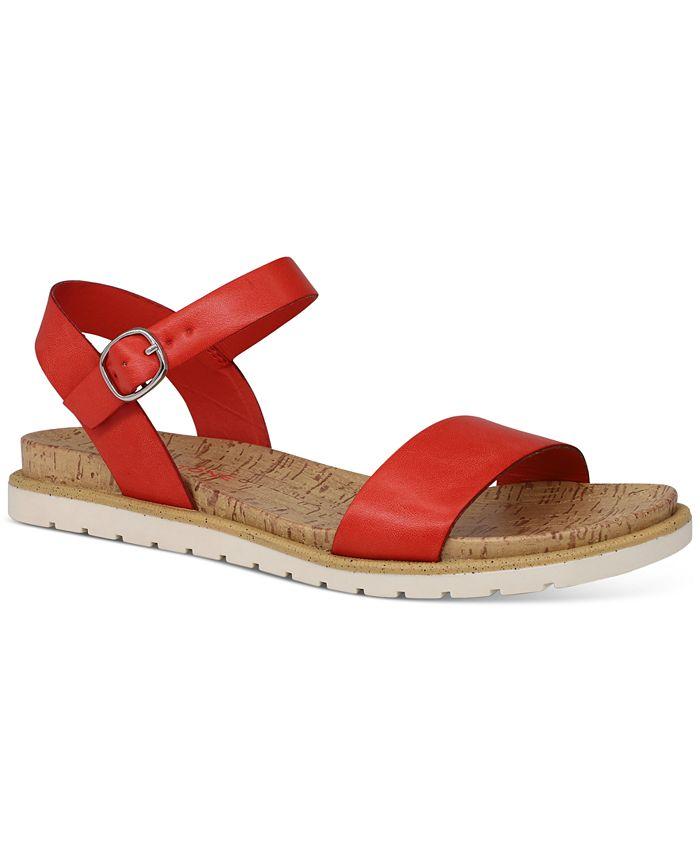 Sun + Stone - Mattie Flat Sandals