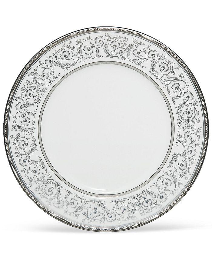 """Noritake - Summit Platinum Salad Plate, 8-1/4"""""""