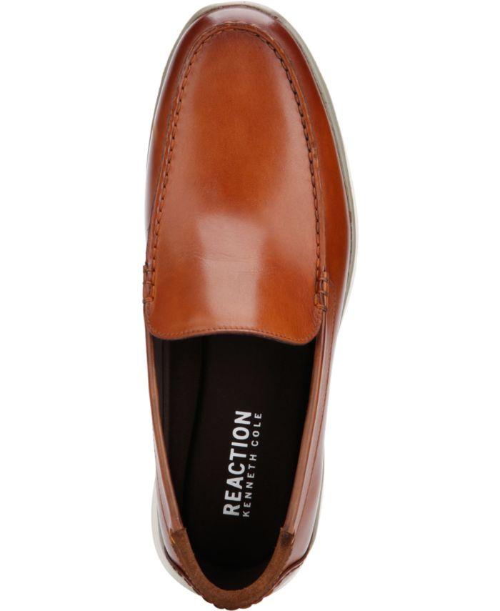Kenneth Cole Reaction Men's Gavyn Loafers & Reviews - All Men's Shoes - Men - Macy's