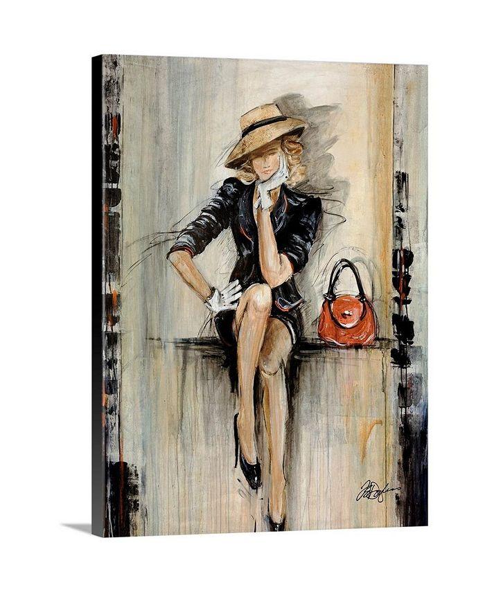 "GreatBigCanvas - 30 in. x 40 in. ""Vogue"" by  Farrell Douglass Canvas Wall Art"