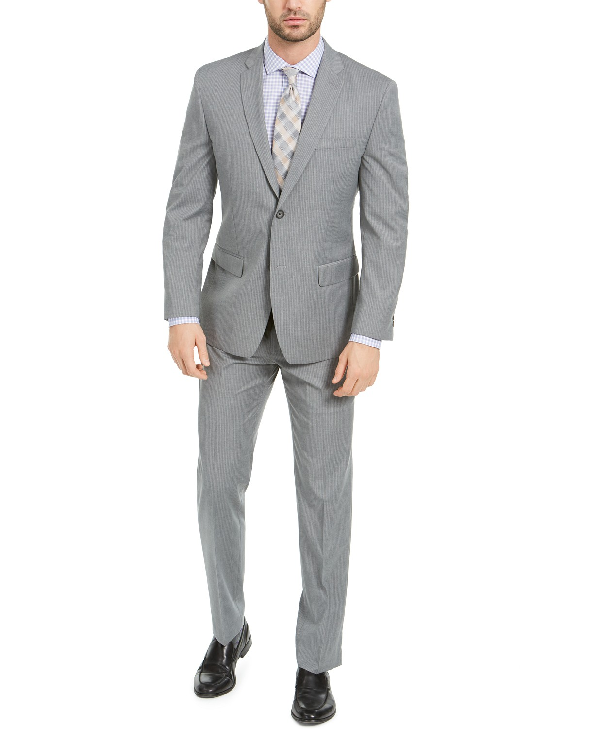 Marc New York by Andrew Marc Men's Modern-Fit Suits (various colors/sizes)