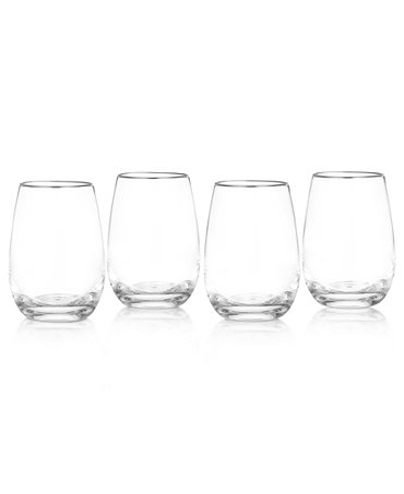 Product not available macy 39 s - Waterford colored wine glasses ...