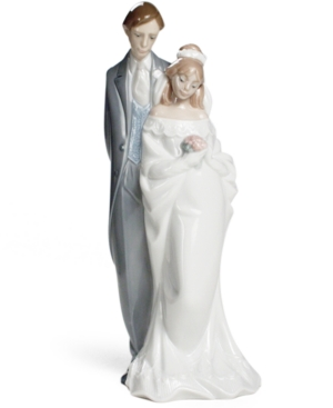 Nao by Lladro Collectible Figurine, Love Always