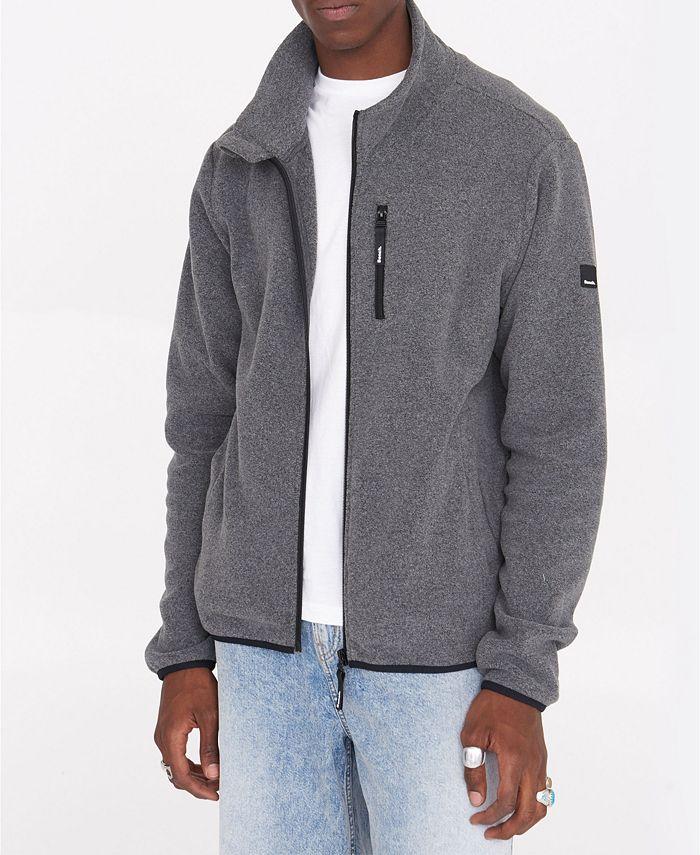 Bench Urbanwear Gilbert Zip Through Fleece Jacket Reviews Coats Jackets Men Macy S