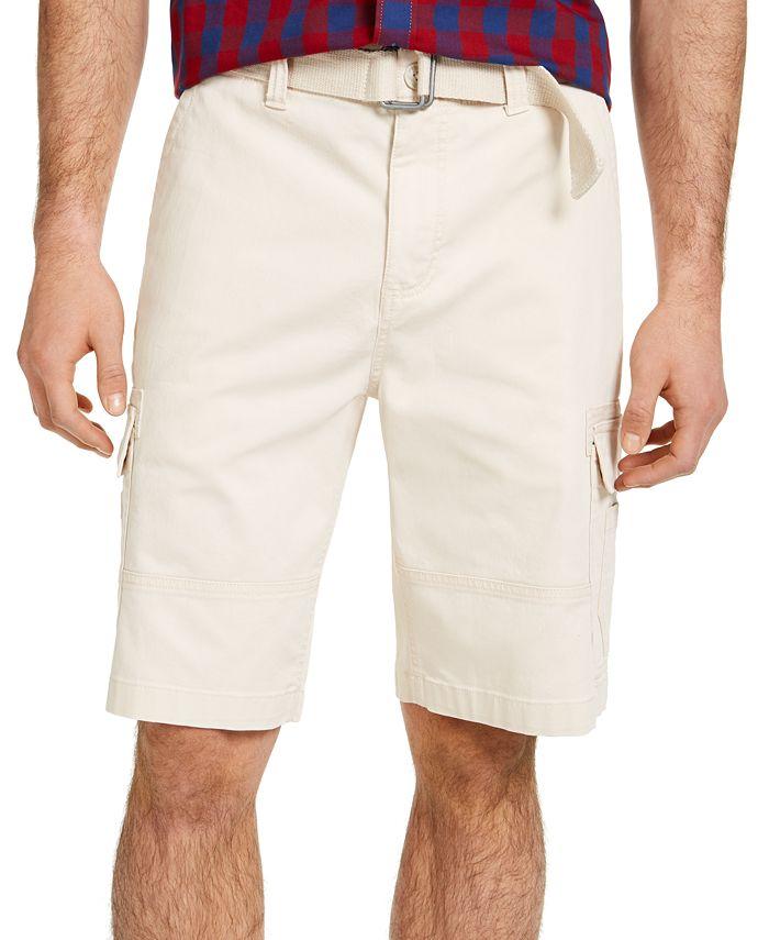 Sun + Stone - Men's Franklin Cargo Shorts