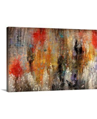 "Carlsbad' Canvas Wall Art, 30"" x 20"""