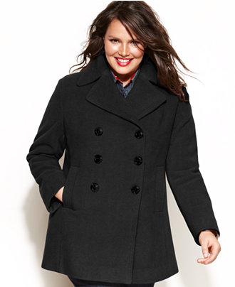 Plus Size Coats. Don't get stuck in the cold this winter—cozy up to the warmest plus size coats around. From classic cold weather styles to the must-have plus size outerwear trends of the season, fill your wardrobe with the hottest looks for the winter. Incorporate timeless options of plus size coats .