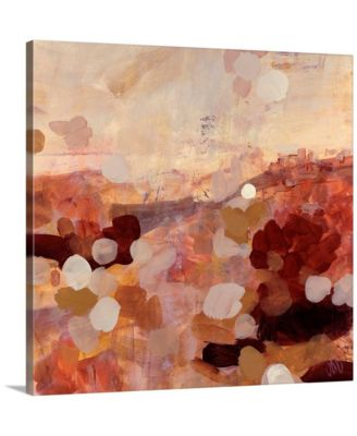 """24 in. x 24 in. """"New Home I"""" by  Jodi Maas Canvas Wall Art"""
