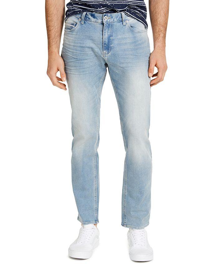 Sun + Stone - Men's Jefferson Straight-Fit Jeans
