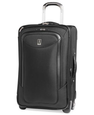 "Travelpro Platinum Magna 22"" Rolling Carry On Expandable Suitcase"