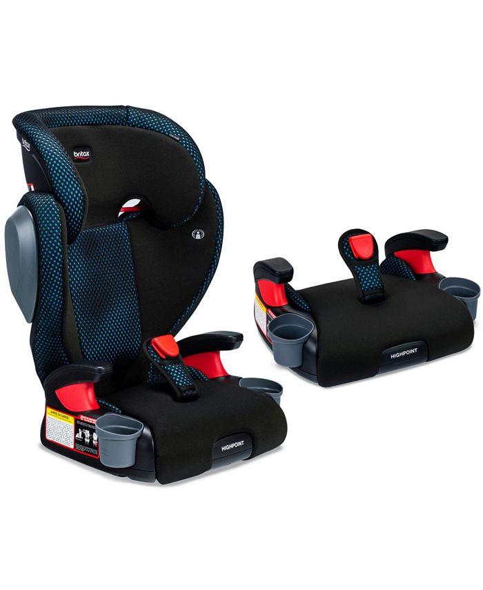Britax - Highpoint, Cool Flow Booster Seat