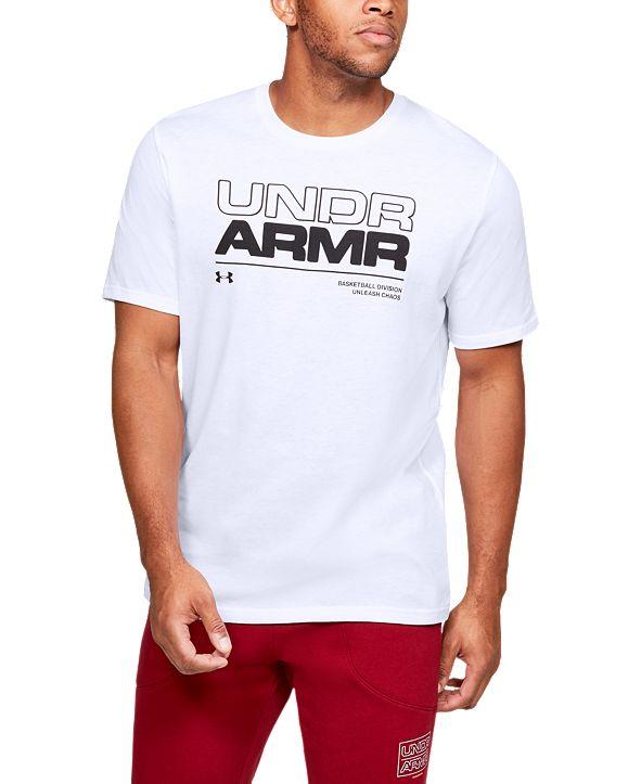 Under Armour Men's Baseline Basketball T-Shirt