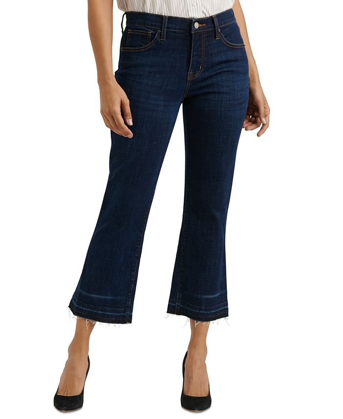 Lucky Brand - Mid Rise Cropped Jeans