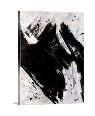 """'Staccato I' Canvas Wall Art, 18"""" x 24"""""""