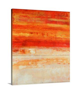 "'Crimson Skies' Canvas Wall Art, 20"" x 24"""