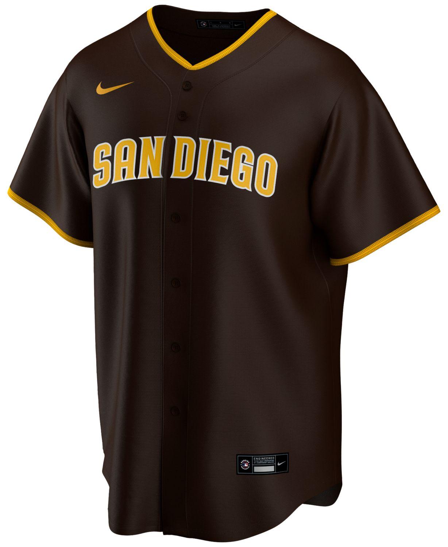 Nike Men's San Diego Padres Official Blank Replica Jersey & Reviews - Sports Fan Shop By Lids - Men - Macy's