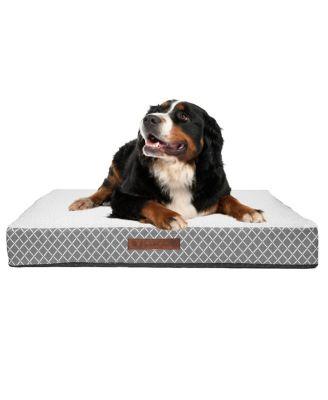 Atkins Lattice Large Orthopedic Pet Bed