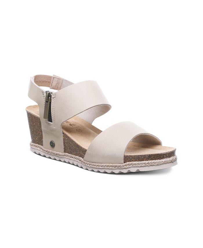 BEARPAW - Dahlia Wedge Sandals