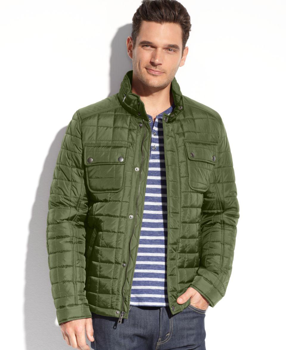 Lucky Brand Jeans Jacket, Leather Jacket   Coats & Jackets   Men