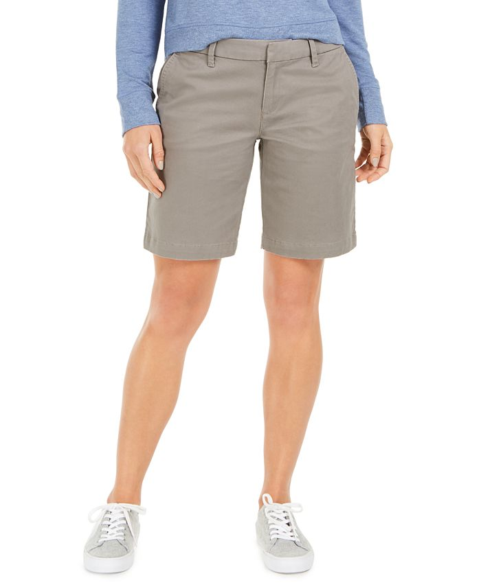 Tommy Hilfiger - Striped Bermuda Shorts
