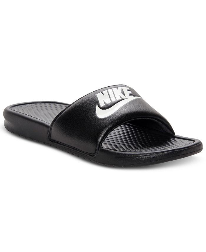 Nike - Men's Benassi Just Do It Slide Sandals from Finish Line