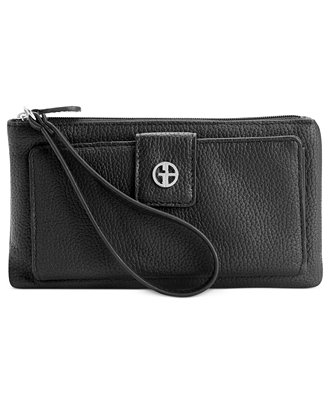 Giani Bernini Softy Leather Medium Grab & Go Wallet