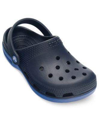 Crocs Kids Shoes, Boys or Girls Duet Plus Clogs