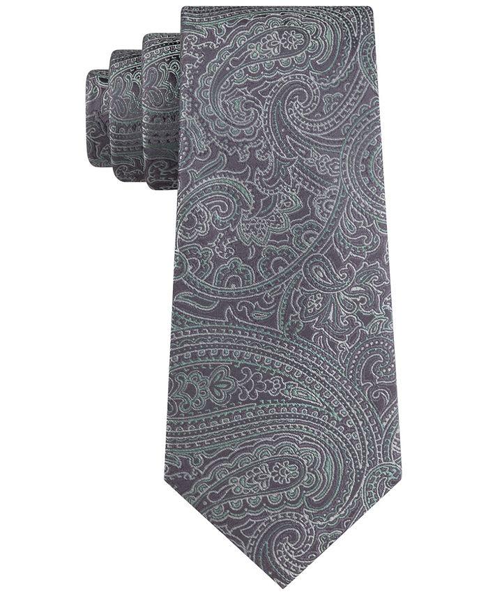 Michael Kors - Men's Perfect Movement Paisley Tie