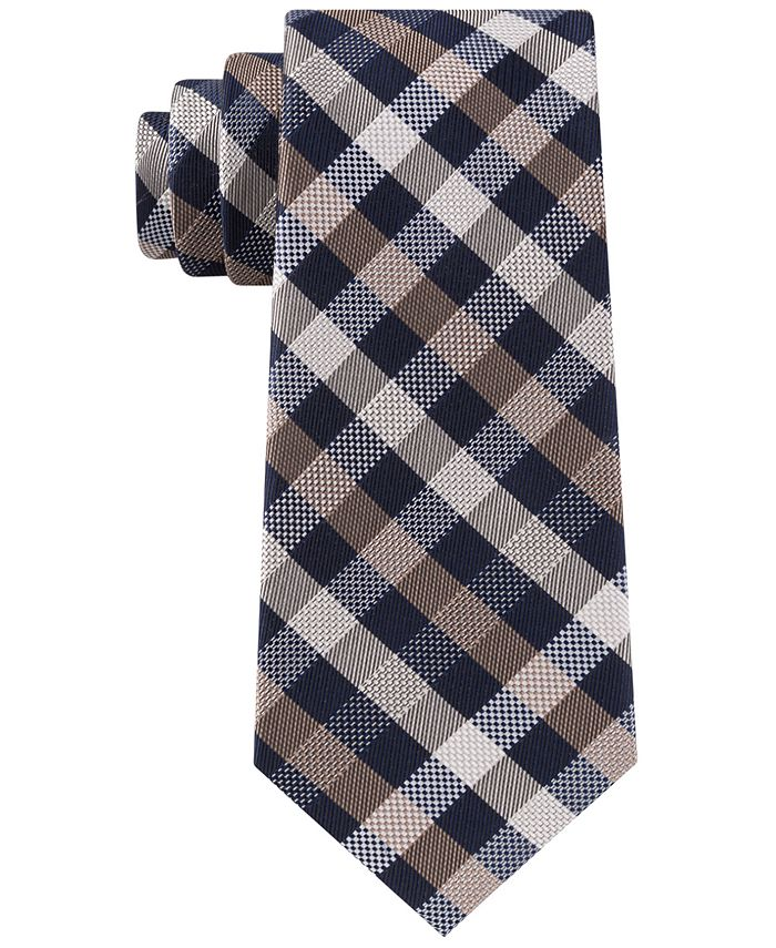 Michael Kors - Men's Spectrum Plaid Tie