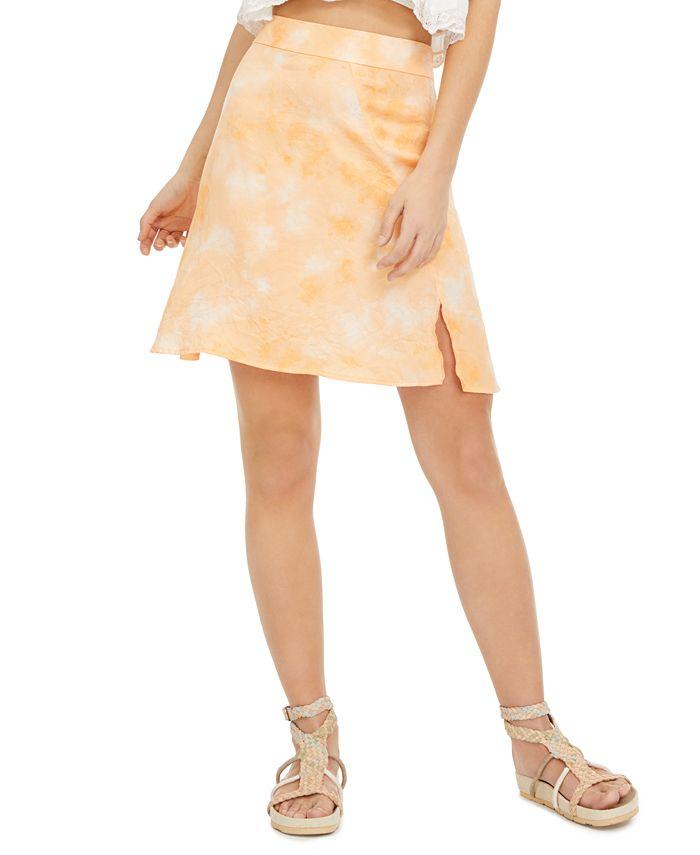 Free People - Martine Flirt Tie-Dye Skirt