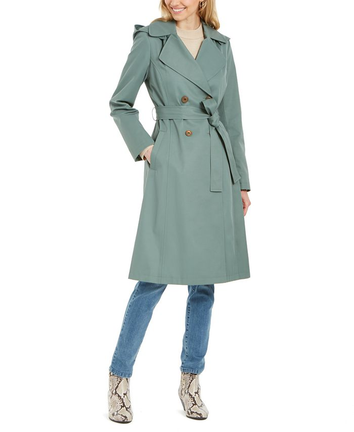 Via Spiga - Double-Breasted Trench Coat