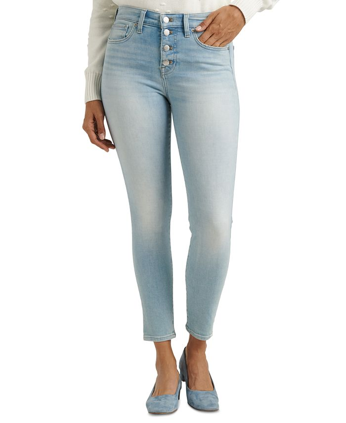 Lucky Brand - Ava Mid-Rise Skinny Jeans
