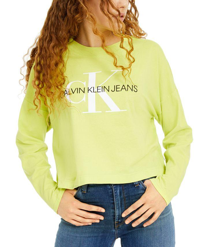 Calvin Klein Jeans - Cotton Logo T-Shirt