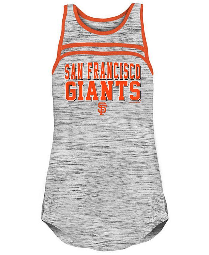 5th & Ocean - San Francisco Giants Women's Space Dye Tank