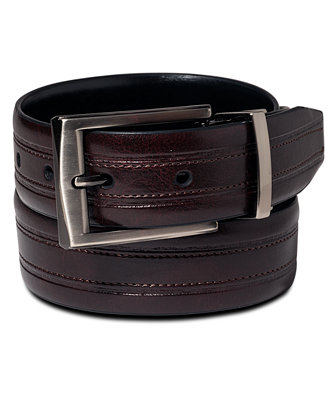 Geoffrey Beene Big & Tall 35mm Reversible Belt