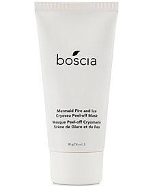 boscia Mermaid Fire & Ice Cryosea Peel-Off Mask