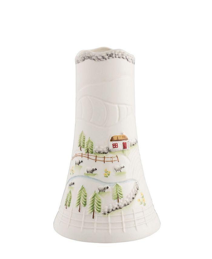 Belleek Pottery -