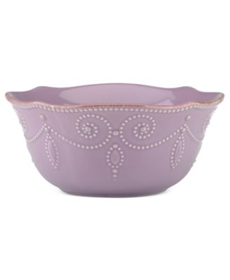 Lenox French Perle Violet All Purpose Bowl