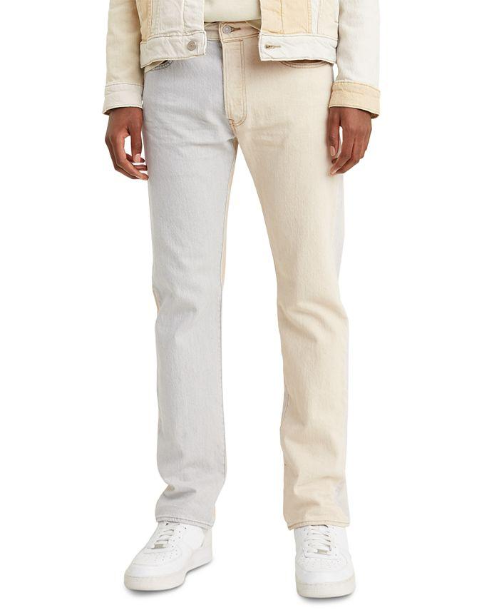 Levi's - Men's Two-Tone 501 Jeans