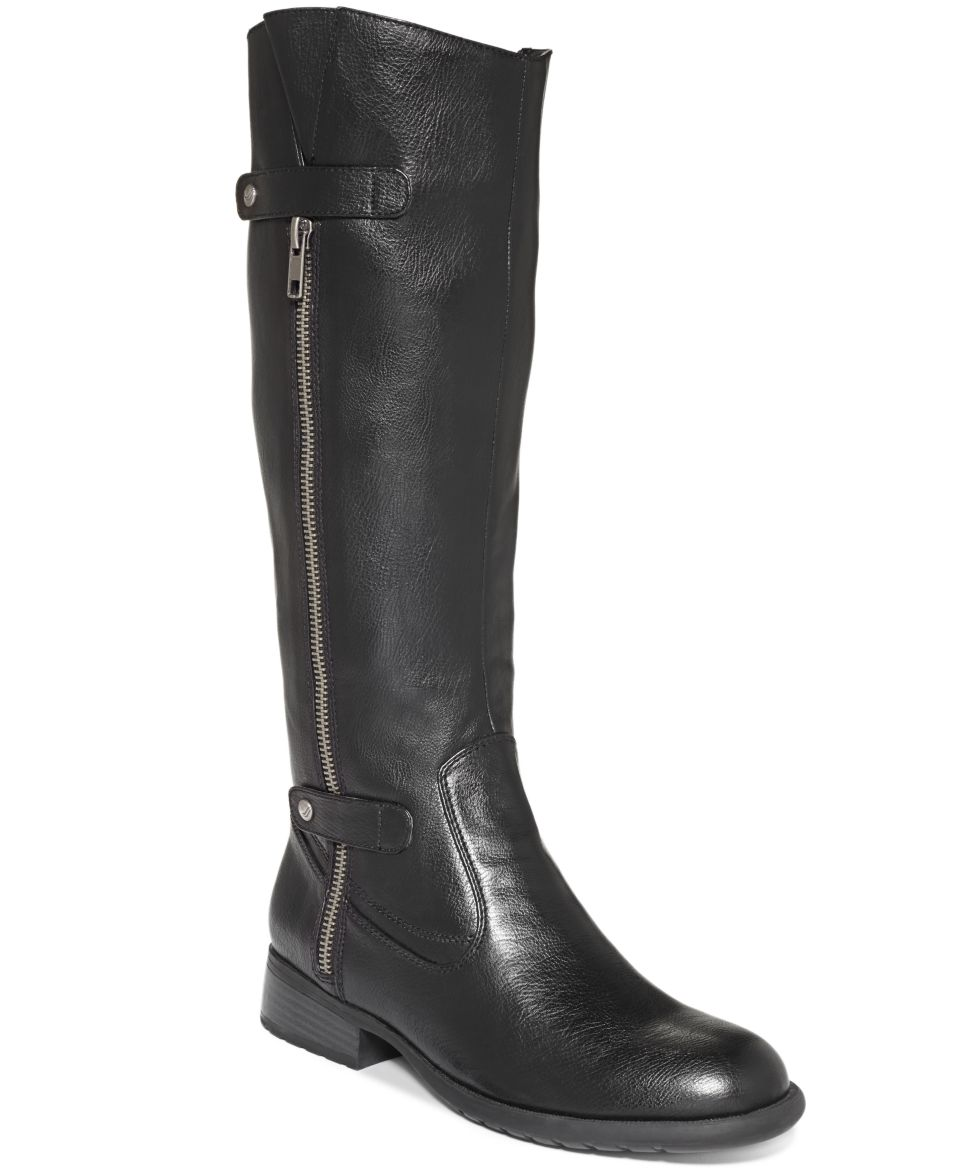 f84b475044fa Life Stride X zip  2 Wide Calf Boots Shoes on PopScreen
