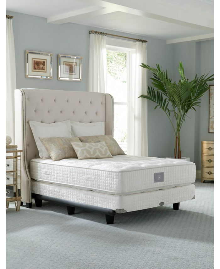 "Hotel Collection - Classic by Shifman Charlotte 14"" Luxury Cushion Firm Mattress Set - Queen, Created for Macy's"