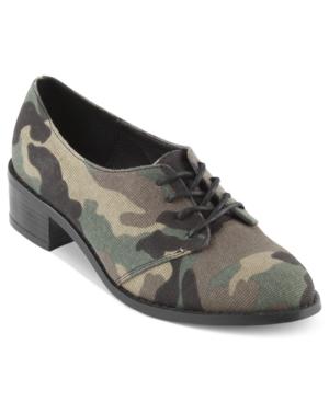 Shellys London Vikova Oxford Flats Women's Shoes
