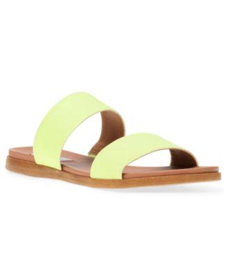 Steve Madden Women's Dual Slide Sandals